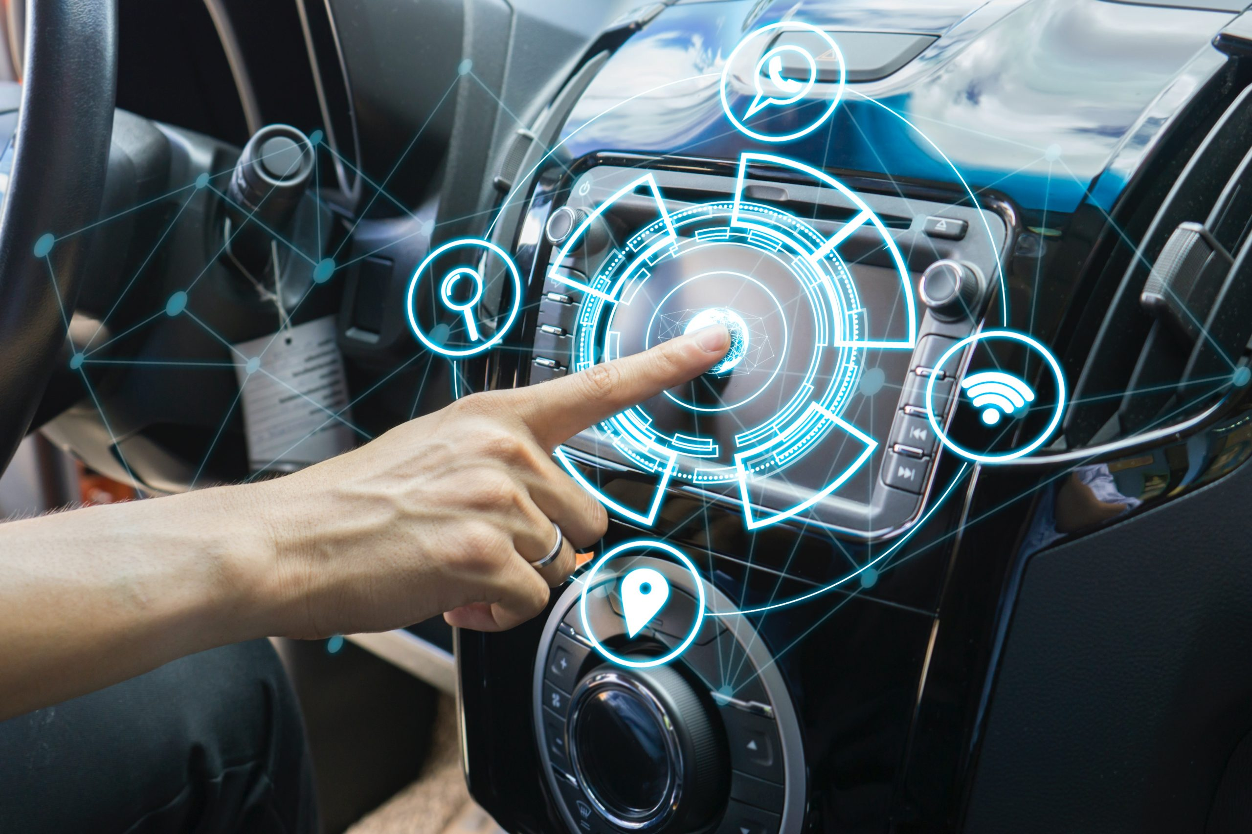 Engineering and validating system resilience in connected vehicles